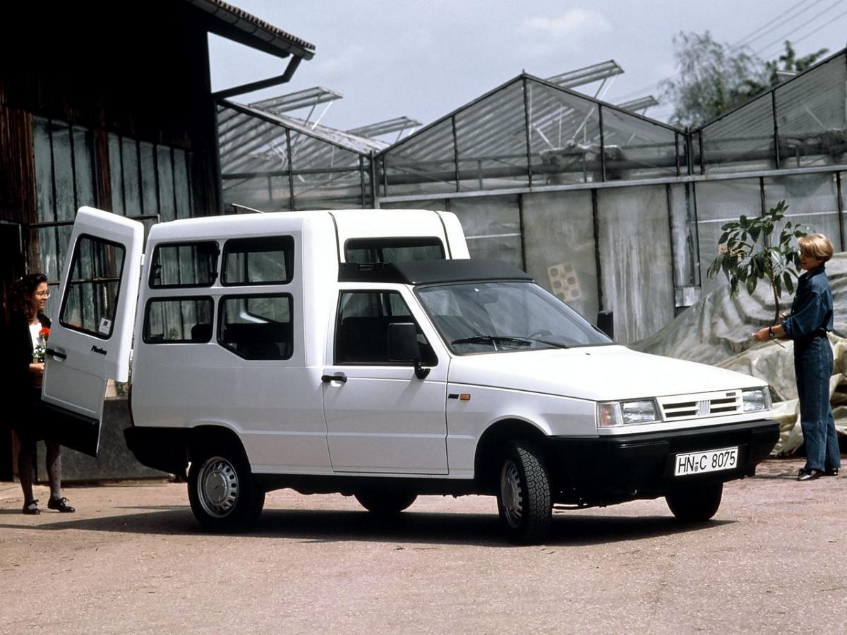 Fiat Fiorino (127) 900 (45 Hp)